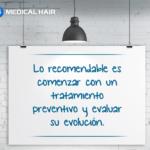 Cómo identificar y actuar ante los primeros síntomas de caída del cabello